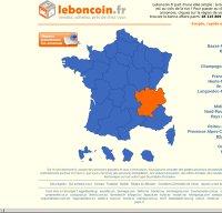 leboncoin.fr screenshot