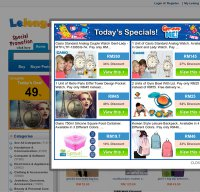 lelong.com.my screenshot