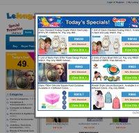 lelong.com.my screenshot