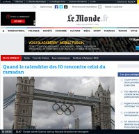 lemonde.fr screenshot