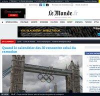lemonde.fr screenshot