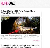 lifebuzz.com screenshot