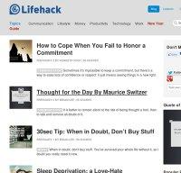 lifehack.org screenshot