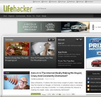 lifehacker.com.au screenshot