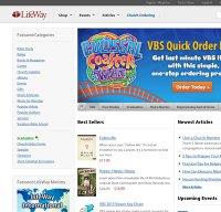 lifeway.com screenshot