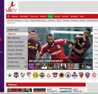 ligtv.com.tr screenshot