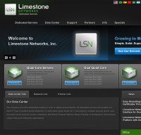 limestonenetworks.com screenshot