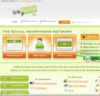 linkbucks.com screenshot