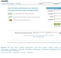 linkedin.com screenshot