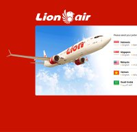 lionair.co.id screenshot