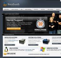 liquidweb.com screenshot