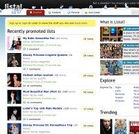 listal.com screenshot