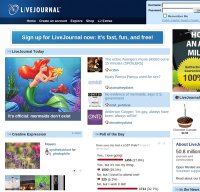 livejournal.com screenshot