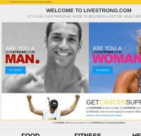 livestrong.com screenshot