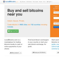 localbitcoins.com screenshot
