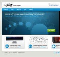 logmein.com screenshot