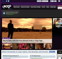 logotv.com screenshot
