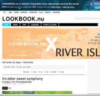 lookbook.nu screenshot