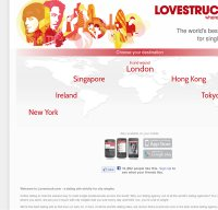 lovestruck.com screenshot