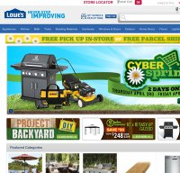 lowes.ca screenshot