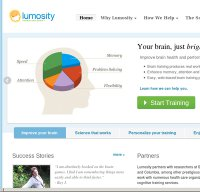 lumosity.com screenshot