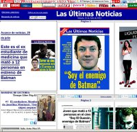 lun.com screenshot
