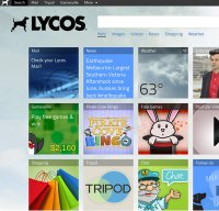 lycos.com screenshot
