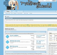mabinogiworld.com screenshot