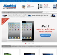 macmall.com screenshot