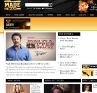 mademan.com screenshot