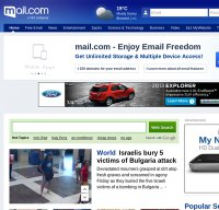 mail.com screenshot