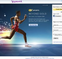 mail.yahoo.com screenshot