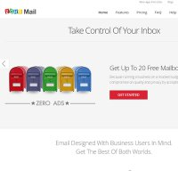 mail.zoho.com screenshot