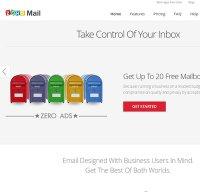 mail.zoho.com screenshot