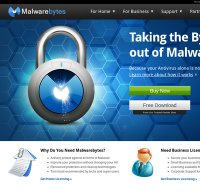 malwarebytes.org screenshot