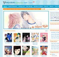 mangahere.com screenshot