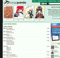 mangapanda.com screenshot