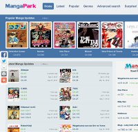 mangapark.com screenshot