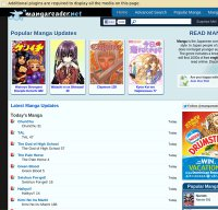 mangareader.net screenshot