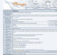 mangaupdates.com screenshot