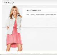 mango.com screenshot