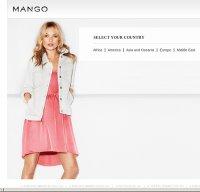 mango.com screenshot