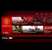 manutd.com screenshot