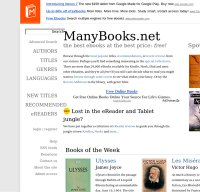 manybooks.net screenshot