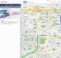 map.daum.net screenshot