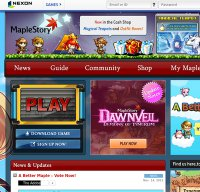Maplestory nexon net - Is MapleStory Down Right Now?