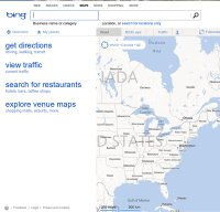 maps.bing.com screenshot
