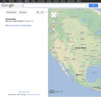maps.google.com screenshot