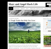 marcandangel.com screenshot