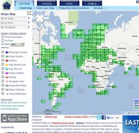 marinetraffic.com screenshot